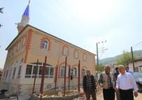 ÇıNAROBA - Saruhanlı Belediyesi Çınaroba'yı Yatırımlarla Donatıyor