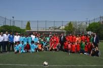 Saruhanlı'da 23 Nisan Futbol Turnuvası