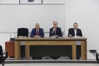 YABANCI ÖĞRENCİLER - SAÜ İlahiyat Fakültesi Vakfı Toplantısı Gerçekleşti