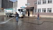 BAHAR TEMİZLİĞİ - Şırnak Belediyesi Bahar Temizliği Başlattı