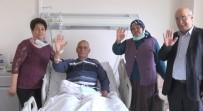 AYDıN KOÇ - Tek Akciğerli Hastaya Açık Kalp Ameliyatı