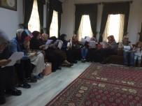 ÜMİT MERİÇ - Tokat'ta Mahalle Konaklarında 'Okuma Halkası' Projesi