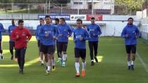GRİBAL ENFEKSİYON - Trabzonspor'da Demir Grup Sivasspor Maçı Hazırlıkları Başladı