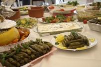 ARNAVUT - Trakya'nın Yöresel Yemekleri Yarıştı
