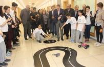 ROBOT YARIŞMASI - Türkiye'nin Robotları Bursa'da Yarışacak