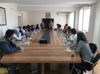KADİR ÇELİK - Üniversite Öğrencileri Gökçebey'de Ziyaretlerde Bulundular