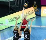 ECZACıBAŞı - Vakıfbank, Eczacıbaşı Vitra'yı 3-0 Yendi
