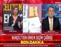 İBRAHIM USLU - AK Parti - MHP ittifakı o rakamı gördü