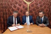 ERCAN TURAN - Yeni Halk Kütüphanesi Yapımı İçin Protokol İmzalandı