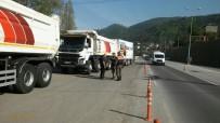 Zonguldak'ta 'Trafik Uygulaması 1'