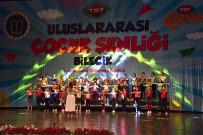 11. Uluslararası Bilecik Çocuk Festivali'nde Tüm Dünyaya Barış Mesajı Verildi
