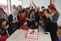 UZUN ÖMÜR - 110 Yaşındaki Kadına Doğum Günü Sürprizi