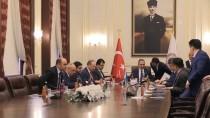 KAZAKISTAN - Adalet Bakanı Gül'ün Kabulü