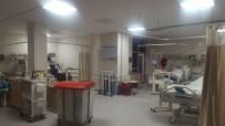 Akhisar Devlet Hastanesinde 3. Seviye Yoğun Bakım Hizmeti Başladı