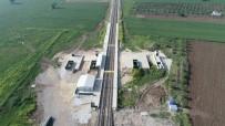 UĞUR AYDEMİR - Akhisar Tren Garı 20 Nisan'da Yeni Yerine Taşınıyor