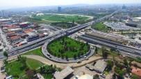 İSTANBUL YOLU - Akköprü Kavşağı İçin İlk Kazma Vuruldu