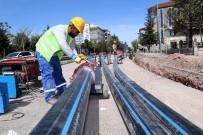 BÖLCEK - Aksaray'da 30 Yıllık İçme Suyu Hattı Yenileniyor