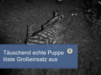 CANSIZ MANKEN - Almanya'da başsız ceset paniği
