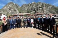 Amasya'nın Yılsonu Hedefi 700 Bin Turist