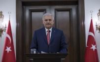 FIRAT KALKANI - Başbakan Yıldırım'dan Erken Seçim Açıklaması