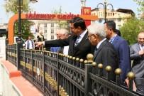 GÜMÜŞDERE - Başkan Ak, Müsteşar Öztürk'e Gümüşdere'yi Gezdirdi