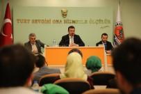 Başkan Taşçı'dan Müdürlere 'Projeleri Hızlandırın' Talimatı