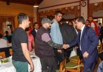 TÜRKIYE BASKETBOL FEDERASYONU - Basketbol Federasyonundan Başkan Fadıloğlu'na Anlamlı Teşekkür