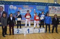 Bilecik, Karate Yarı Final Müsabakalarına Ev Sahipliği Yaptı