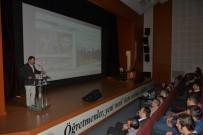 JEOLOJİ MÜHENDİSLERİ ODASI - 'Bina-Zemin İlişkisi' Konferansı Düzenlendi