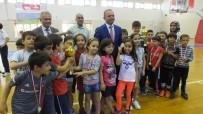 ÇOCUK OYUNLARI - Burhaniye'de Geleneksel Çocuk Oyunları Şenliği Düzenlendi