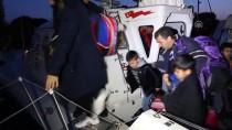 Çanakkale'de 87 Yabancı Uyruklu Yakalandı