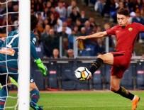 MİLLİ FUTBOLCU - Cengiz Ünder attı Roma kazandı!