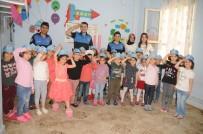 ANAOKULU ÖĞRETMENİ - Cizre'de Polis, Minik Öğrencilere Kendini Tanıttı