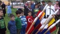 Çocuklar Ekrandan Uzaklaşıp Ata Sporları İle Tanıştı