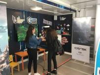 İSTANBUL TEKNIK ÜNIVERSITESI - Crytek İstanbul, Uluslararası Çocuk Ve Bilgi Güvenliği Kongresi için Ankara'daydı