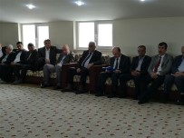 TÜRKIYE İŞ KURUMU - Din Görevlileri Toplantısı Yapıldı
