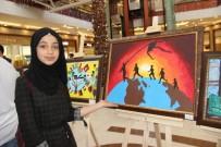 Diyarbakırlı Çocuklar Ressamlara Taş Çıkarttı
