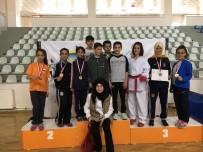 Diyarbekirsporlu Karatecilerden 4 Madalya Birden