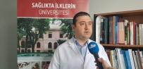 PLASTİK CERRAHİ - Doç. Dr. Volkan Gürkan Açıklaması 'Kemik Kanseri En Çok Gençlerde Görülüyor'