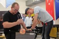Dünyaca Ünlü Cam Üfleme Sanatçıları Samsun'da Hünerlerini Sergiledi