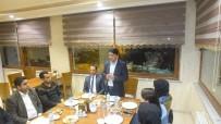 ŞİDDETE HAYIR - Eğitim-Bir-Sen Muş Şube Başkanı Barışan Malazgirt'te