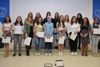 EĞİTİM FAKÜLTESİ - Eğitim Fakültesinde 'Yüksek Onur Belgesi Töreni' Gerçekleştirildi