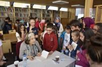BAŞARI ÖDÜLÜ - Emetliler, Dünyaca Ünlü Çocuk Ve Gençlik Romanları Yazarı Gülten Dayıoğlu'nu Bağrına Bastı