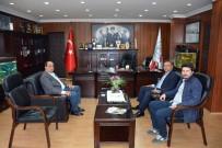 Emniyet Müdürü Kuyu'dan Başkan Demirtaş'a Ziyaret