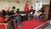 'Engelsiz Müzik Grubu'nun Hedefi Kıtalar Arası Konser Vermek