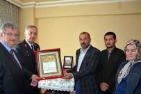 ÖMER LÜTFİ YARAN - Ereğli'de Şehit Ailesine Şehadet Belgesi Verildi