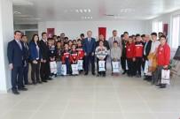 FATIH KıZıLTOPRAK - Ergene Halk Eğitimi Merkezi Güreş Takımı Madalyalara Ambargo Koydu