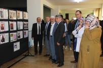 ŞEHİT BABASI - Erzurum'da '81 İl 82 Mektup' Sergisi