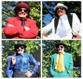 TEMİZLİK GÖREVLİSİ - Farkı Renkli Giyim Tarzı