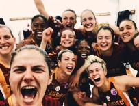 AVRUPA KUPASI - Galatasaray EuroCup şampiyon oldu